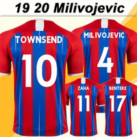 2019 2020 MILIVOJEVIC Mens Soccer Jerseys New TOWNSEND ZAHA ...