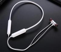 Auriculares Bluetooth auriculares inalámbricos magnéticos Bluetooth auriculares auriculares con función de tarjeta Mic TF G16 Deportes diadema Auriculares con caja al por menor