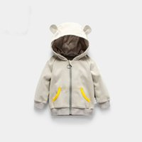 baby clothes Newborn Hooded coat spring and autumn kids clothes coat