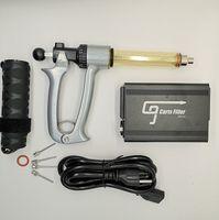G9 semiautomatica Vape Olio Atomizer riempimento della pistola Distillato Macchina di rifornimento 0,5 ml regolabile 0,8 ml 1,0 ml Manuale Vape Carrelli Filler