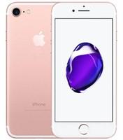 오리지널 Apple iPhone 7 7 플러스 터치 ID 32GB 128GB iOS12 12.0MP 홈 버튼 사용중인 잠금 해제 휴대 전화