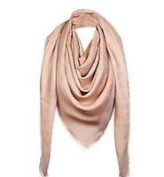 여성 럭셔리 문자 패턴 실크 울 캐시미어 골드 스레드 디자이너 두꺼운 스카프 따뜻한 스카프 크기 140X140CM 최고의 품질을 위해 새로운 브랜드 스카프