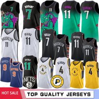 NCAA 7 Kevin Durant Kyrie 11 Mens Irving College Basketball Jerseys Victor 4 Oladipo 31 Miller R.J. 9 Barrett Em armazém S-XXL