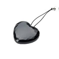 Novo pingente de voz Digital gravador ativado 8 GB mini Coração Forma Keychain gravador de voz WR-02 com caixa de varejo