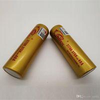 100% Qualität IMR 21700 Batterie 3750mAh 3.7V 40A 18650 Batterien wieder aufladbare Lithium-Batterie Fedex geben Verschiffen frei