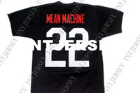 wholesale Mean Machine #22 Longest Yard New Football Jersey ...