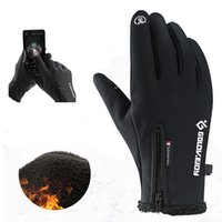 Outdoor Sport Ski Gloves Touch Screen Waterproof Telefingers...