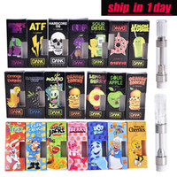 Dank Vapes Cereal Carts Cartridge Box 1. 0ml 1 Gram Ceramic C...