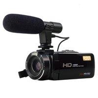 ORDRO HDV-Z20 WIFI 1080P Full HD Dijital Video Kamera Kamera 24MP 16X zoom Recoding 3.0