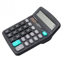 Bürofinanzrechner berechnen handelsübliches Werkzeug batteriebetriebenes 12-stelliges elektronisches Rechenwerk 147 * 118mm # 910