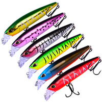 High Quanlity Minnow Laser swimbaits with BKB hooks 9. 4cm 10...