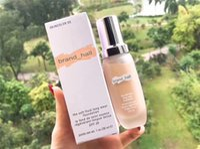 Maquillaje de marca Fundación líquida suave La base de desgaste de largo fluido suave 30 ml Dropshipping