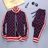 off Designer Tracksuits Jacket Suits Medusa Sportswear Fashion Running Hoodies brand Long sleeve Letter Slim Luxury Men's Clothing