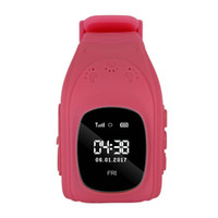 Children Anti Lost OLED Screen GPS SOS Smart Monitoring Kids...