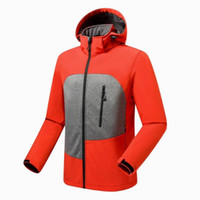 2019 Nuovi Men Softshell Giacche hoodies nord Apex Bionic All'aperto Sport cappotto faccia impermeabile inverno Outwear Fleece Jacket Soft Shell