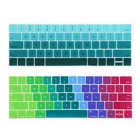 English US Enter keyboard Cover for 2016- 2018 Macbook Pro 13...