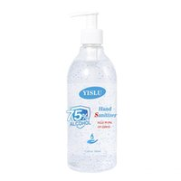 Free Shipping 500ml Wash gel Hand Sanitizer 75% Degree Alcoh...