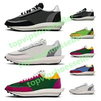 New Sacai LDV Waffle Daybreak Trainers Mens Sneakers For Wom...