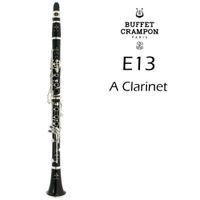 Büfe krampon E13 A ayarlayın Klarnet Yeni Geliş Marka Müzik Aletleri Ahşap / bakalit Vücut Klarnet ile Vaka Ağızlık