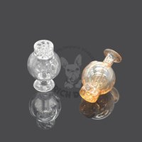 Newest Glass Carb Cap Dome Domeless For Less 35mm Quartz Ban...