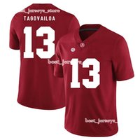 2462dfd424d Wholesale michigan wolverines football jerseys resale online - 97 Nick Bosa Tua  Tagovailoa Alabama Crimson Tide
