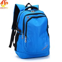 ZIRANYU Kids anti theft backpack Waterproof School bags prin...