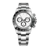 Роскошные мужские часы дизайнерские часы автоматические 2813 Движение наручные часы 316L Нержавеющая сталь приваимый складной пряжки спортивные часы