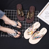 Mazefeng Women Shoes Summer Bohemia Floral Beach Sandals Wed...
