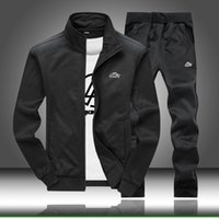 Tracksuit Set Men 2020 Fashion Sweat Suits Mens Casual Cloth...