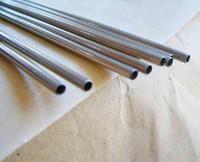 titane tube à paroi mince China Made Gr1 Gr2 Gr5 Astm B337 Od 1 Pouce tube en titane prix par livre