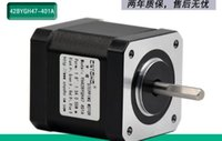 100% original New 42 stepper motor 1. 5A 0. 55n 42BYGH47- 401A ...
