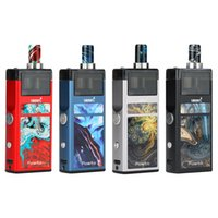 Smoant Pasito Rebuildable Pod Kit 1100mAh with Smoant Pasito MOD 3ml Smoant Pasito Cartridge DTL-Mesh 0.6ohm Original