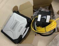 2021 per il sistema di utensili diagnostici BMW Win10 Laptop Toughbook CF30 ICOM Avanti con HDD 1000 GB Modalità esperto ISTA Pronto per l'uso