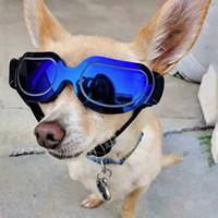 bb018971163 Wholesale dog sunglasses online - Explosion multicolor colorful dog cat cat glasses  sunglasses pet supplies play