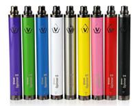 2020 Vision Spinner 2 Battery 1650mAh Adjustable Voltage Spinner II 510 Thread For E cigarette Vape Pen DHL shipping