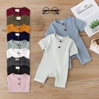 2020 Summer Kids Clothing Infant Toddler baby Clothes Romper...
