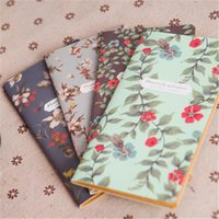 Butterflies Series Notebook Office Office Diary Book DIY Retro The Kraft Paper Blank Notepad