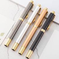 كلية إدارة الأعمال الجديد التنين رئيس معدن تسجيل جل أقلام الإبداعية مكتب القلم الكورية الزفاف الكتابة قرطاسية