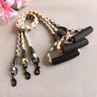 Corde de remorquage coton coton polyester accessoires pour animaux de compagnie corde de traction Laisses fortes et durables populaires avec haute qualité 14wd J1