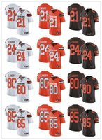 Cleveland Men' s women youth Browns #21 Denzel Ward 24 N...