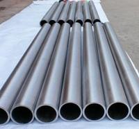 Tubes titaniques sans soudure ou soudés en titane Gr5 / GR2 ASTM B338 commercialement purs Gr1 grade 1 25.4mm