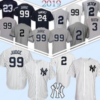 HOT 99 Aaron Richter Yankees 2 Derek Jeter New Jersey York 27. Stanton 7 Mantle 3 Ruth 24 Sanchez Yankees 150. Baseball-Shirts