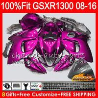 Einspritzung für SUZUKI Hayabusa GSXR1300 08 18 GSXR 1300 25HC.143 GSXR-1300 2008 Perlenrose 2009 2010 2011 2012 2013 2014 2015 2016 Verkleidung