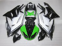High quality New ABS fairings fit for kawasaki Ninja ZX6R 63...