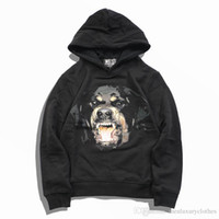 a7f579889123 Wholesale designer dog clothes for sale - Group buy Mens Autumn Brand Clothing  Designer Sweatshirts Hooded