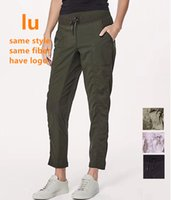 Hot Designer Brand Trousers Women lulu Pants Lady Leisure Pa...
