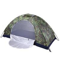 التخييم خيمة للماء خيمة شاطئ طبقة Sunshelter 2 الأشخاص خفيفة واحدة التخييم المضادة للأشعة فوق البنفسجية المظلة على المشي لمسافات طويلة السفر