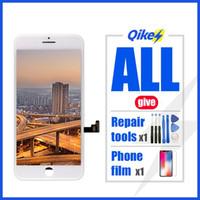 AAA для iPhone 6 6S 6s плюс 7 7plus 8 8Plus X ХГ Xrs XrsMax LCD экран Diaplay инструменты дают ремонт фильм