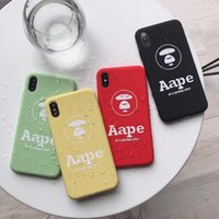 Luxury Case for iPhone X XR XS Max 6. 5Inch Fashion Silicone ...