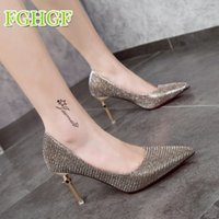 Designer Dress Shoes 2019 Women Pumps Extrem Sexy High Heels...